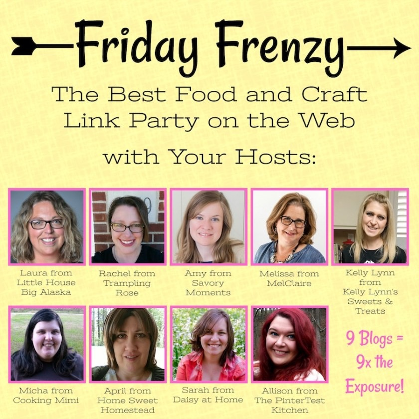 Friday Frenzy Link Party