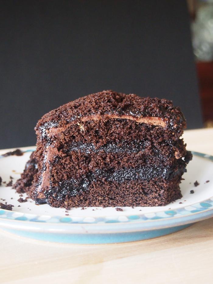 Almond Roca Cake Recipe
